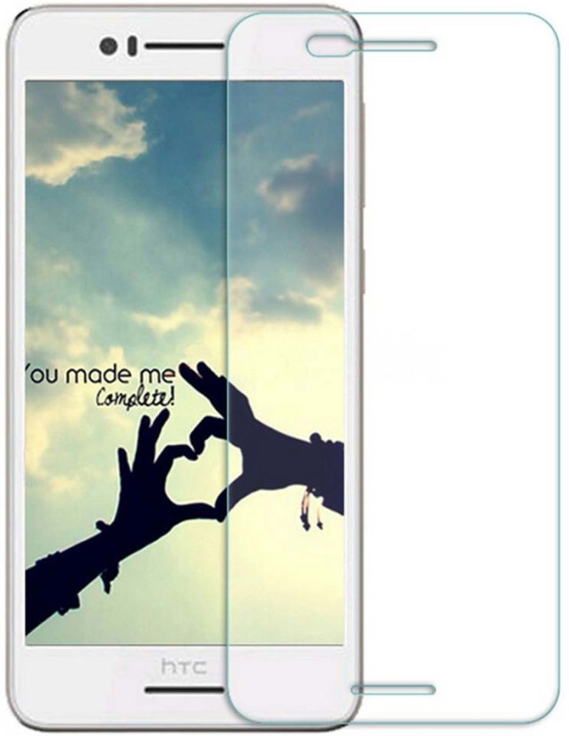 Friend Mild Tempered Glass Guard for HTC Desire 728 Dual Sim