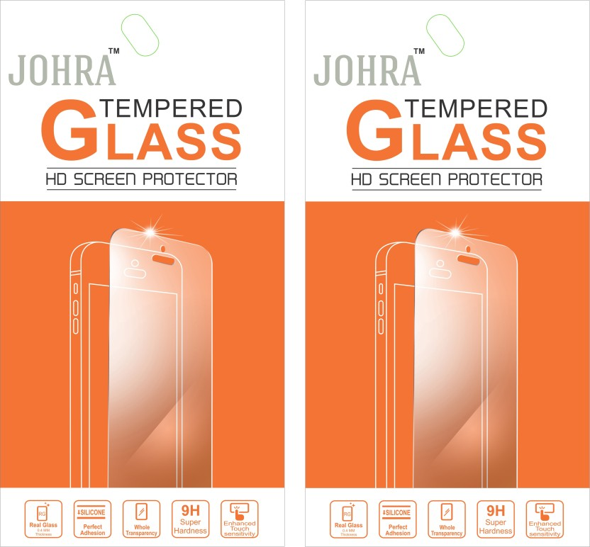 Johra Tempered Glass Guard for Samsung Galaxy Note 3 N9000