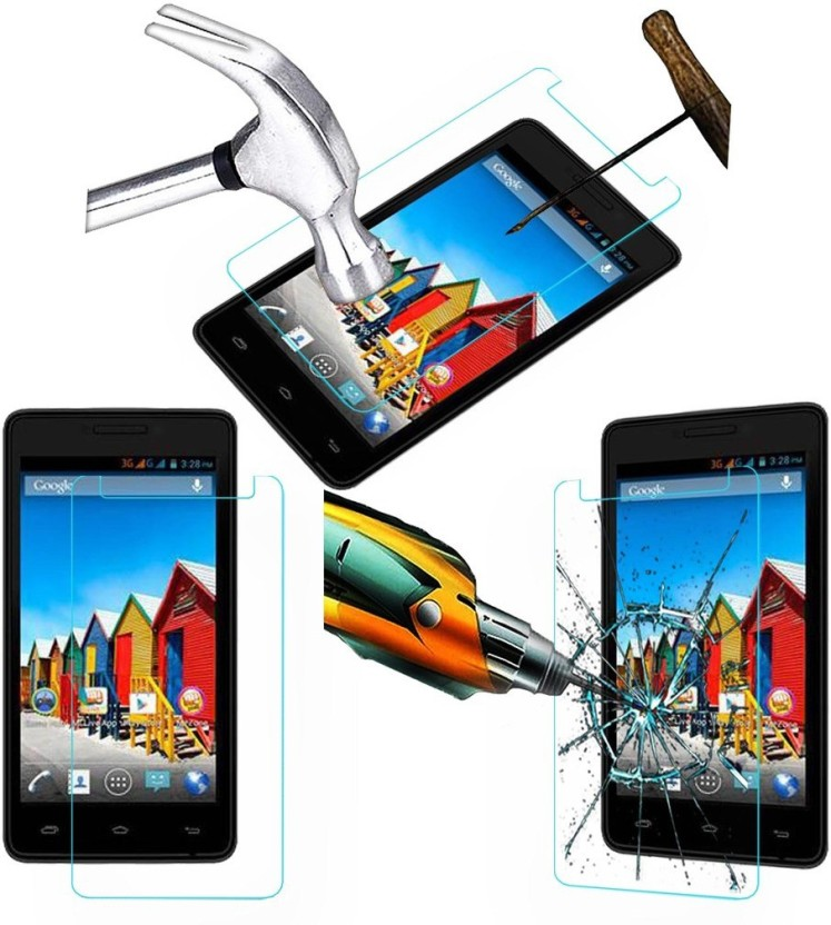ACM Tempered Glass Guard for Micromax Canvas Fun A76