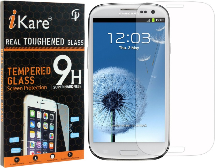 iKare Tempered Glass Guard for Samsung Galaxy S Duos S7562, S Duos 2 S7582