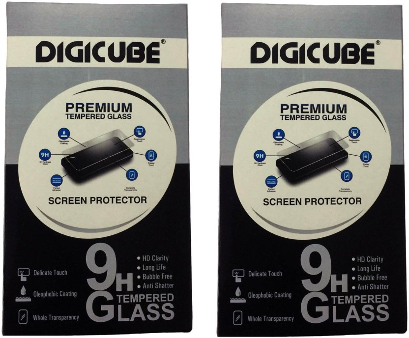 Digicube Tempered Glass Guard for SAMSUNG Galaxy Grand Duos (I9082)