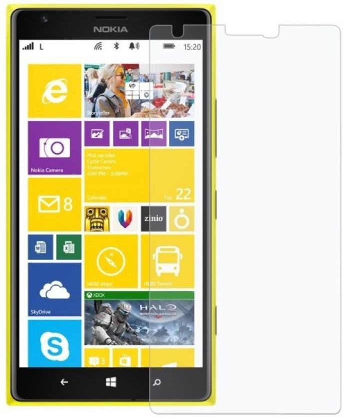 Friend Mild Tempered Glass Guard for Nokia Lumia 830