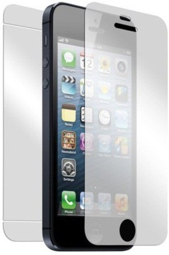 SAMARA Tempered Glass Guard for APPLE iPHONE 5, APPLE Iphone 5g