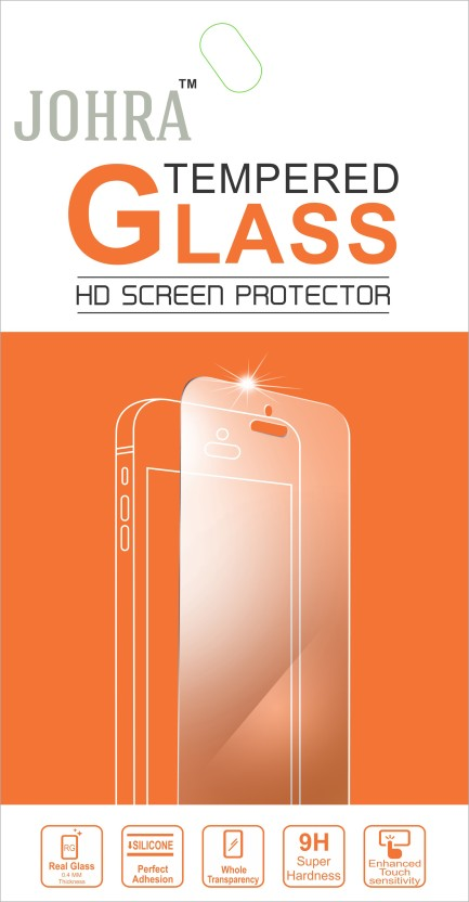 iKare Tempered Glass Guard for Gionee S7 (Pack of 2)