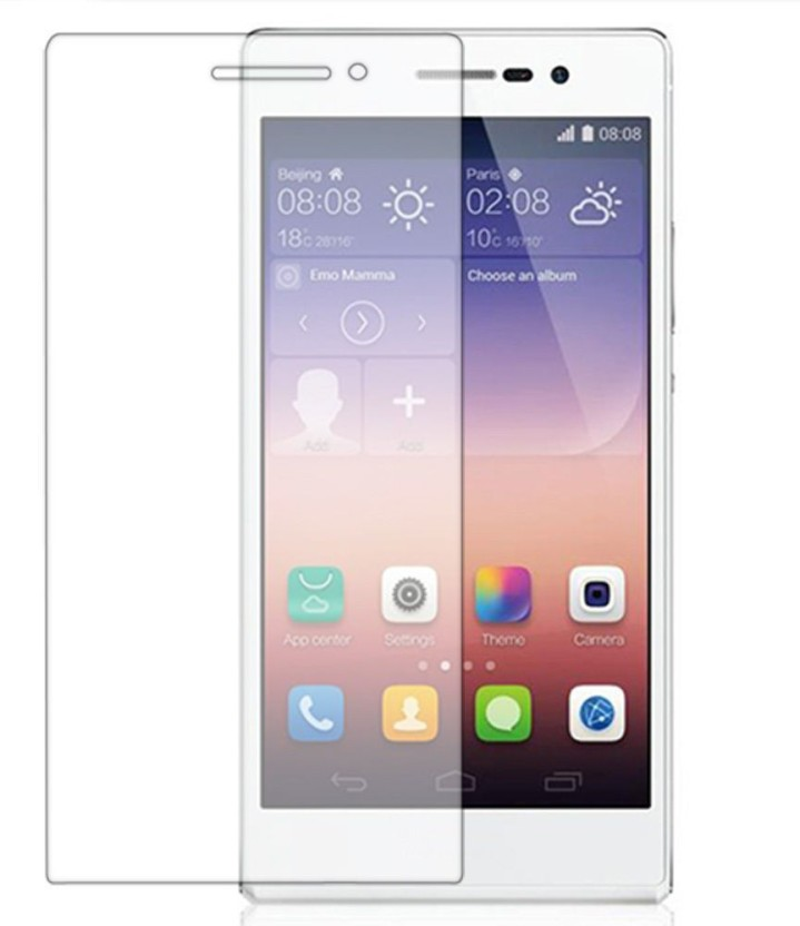 Friend Mild Tempered Glass Guard for Huawei Honor 4c