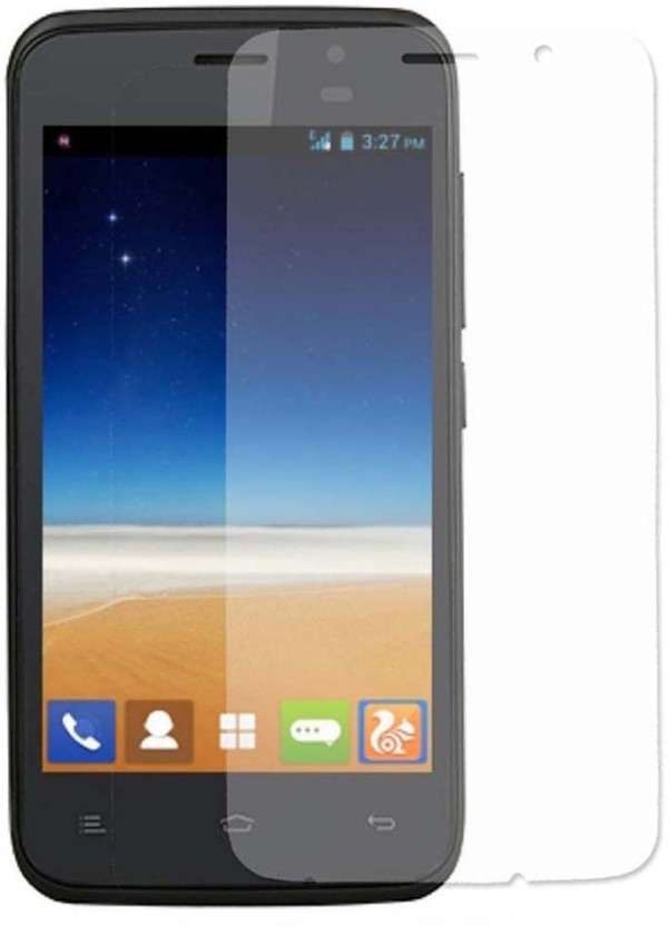 Cowboy Tempered Glass Guard for Gionee pioneer p3s