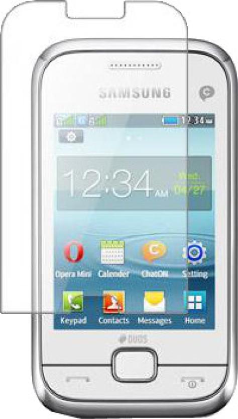 Molife Screen Guard for Samsung Rex 60 C3312R