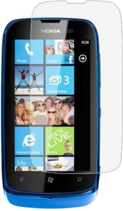 Molife Screen Guard for Nokia Lumia 610