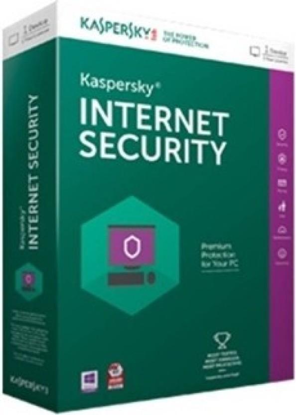 KASPERSKY Internet Security 2016 1 Pc 3 Year (1 cd, 1095 Days valid Serial Key)