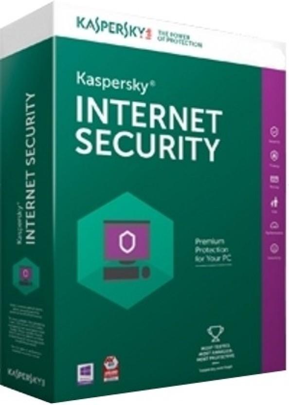 Kaspersky Internet Security 2016 3 PC 1 Year