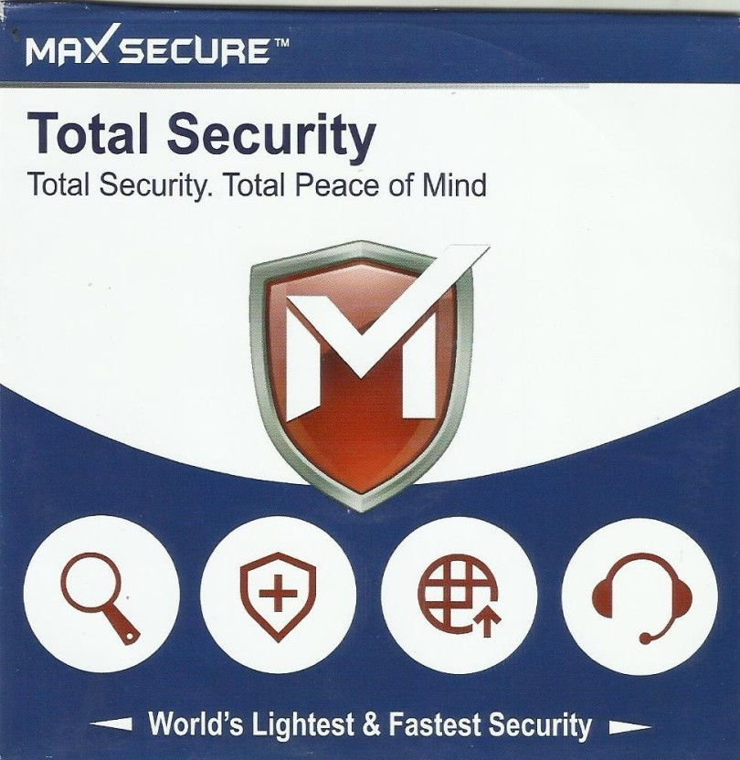 Max Secure Total Security Antivirus