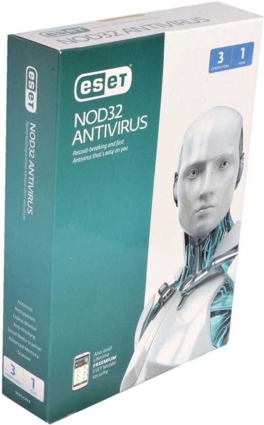 Eset Smart Security Nod 32 Version 8 3 User 1 Year