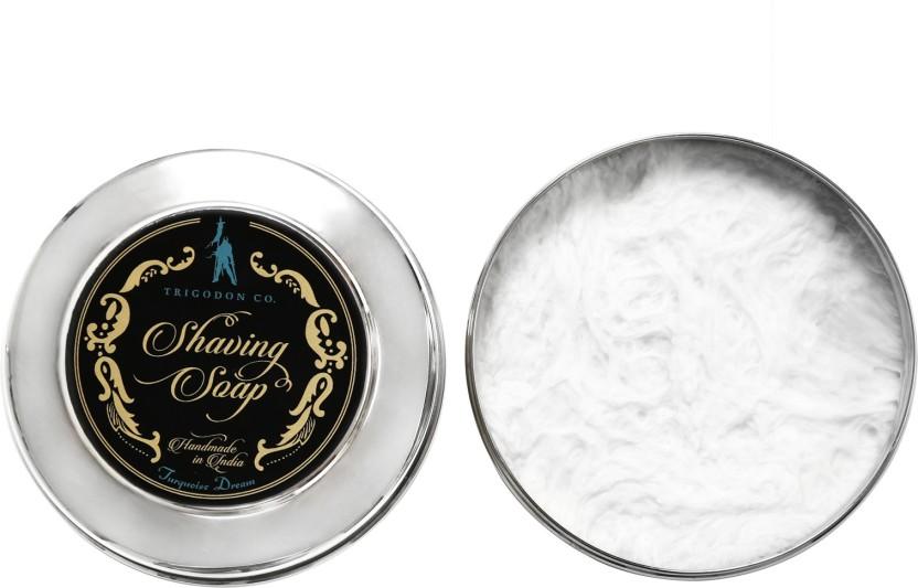 Trigodon Turquoise Dream Shaving Soap