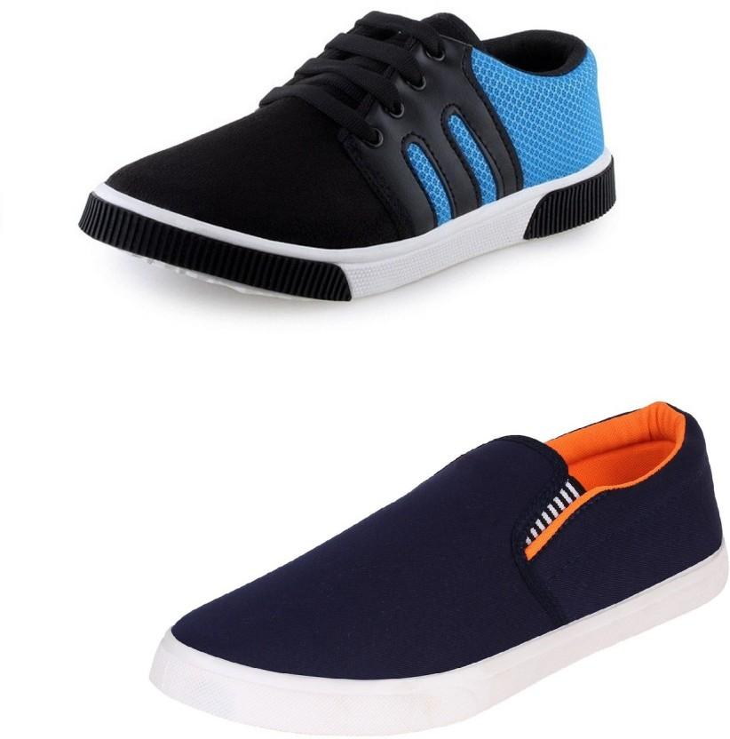 World Wear Footwear Combo-347-486-6 For Men