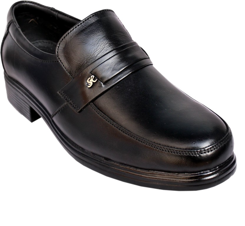 Seamax Genuine leather Slip On