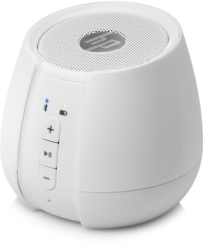 HP S6500 Portable Bluetooth Mobile/Tablet Speaker