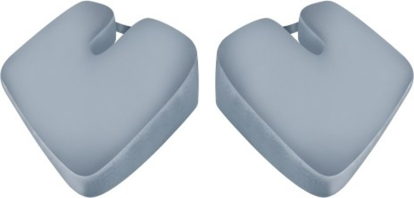 XAMAX COCCYX CUSHION Back Support (Free Size, Grey)