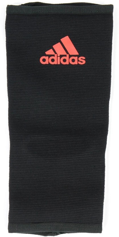 Adidas Ankle Support (M, Black, Red)