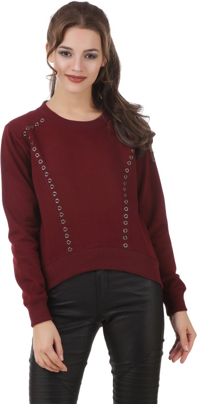Texco Full Sleeve Solid Women
