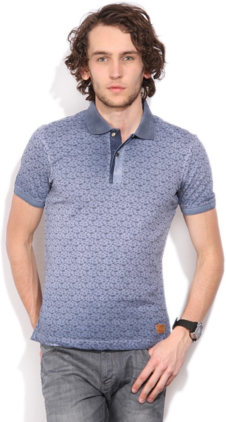 LP Jeans by Louis Philippe Printed Men