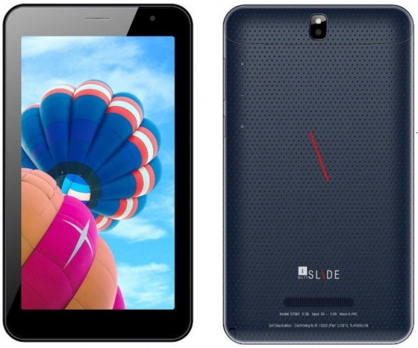 iBall Slide D7061 8 GB 7 inch with Wi-Fi+3G Tablet