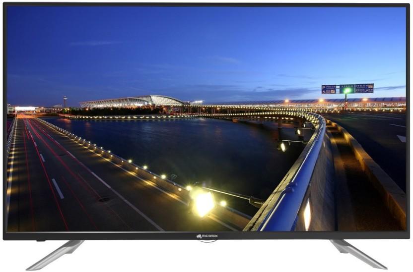 Micromax 101cm (40 inch) Full HD LED TV