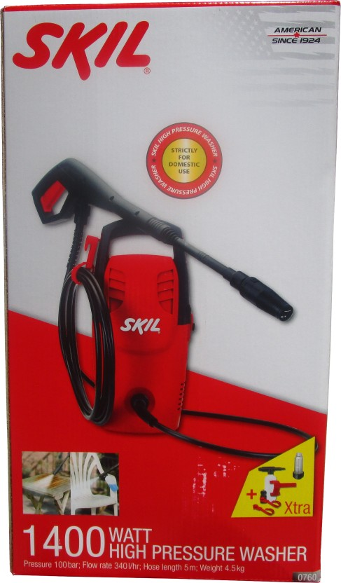 Bosch Skil Home and Car Washer