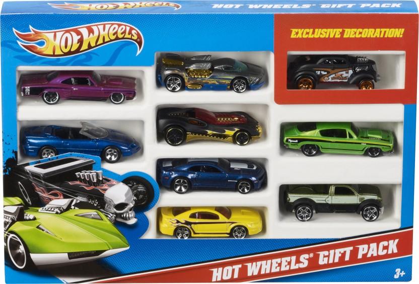 Hot Wheels Gift Pack