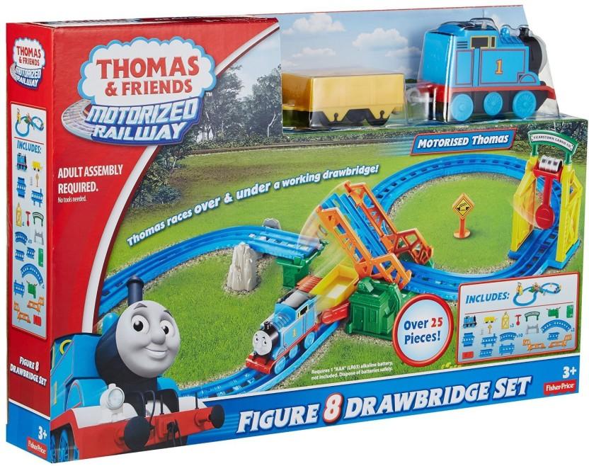 Thomas & Friends Motorized Railway - James at Knapford Station
