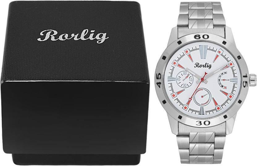 Rorlig RR-1202 Essential Watch  - For Men