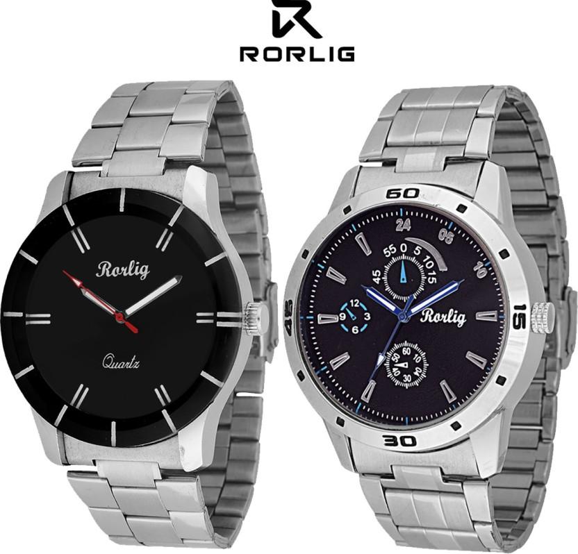 Rorlig RR-1205 Essential Watch  - For Men