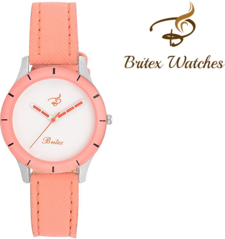 Britex BT4037 Casino Fox Valentine Watch  - For Women