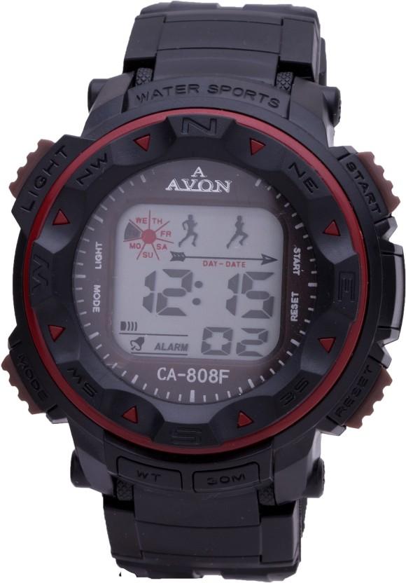 A Avon PK_908 Dual Time Watch  - For Boys & Girls