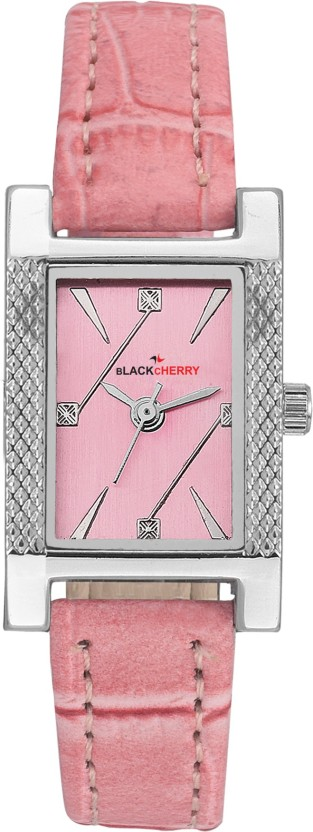 Black Cherry BCO 978 Watch  - For Girls