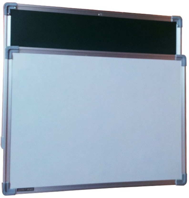 Jagdish Traders Corporate Interactive Non Magnetic Melamine Medium Whiteboards