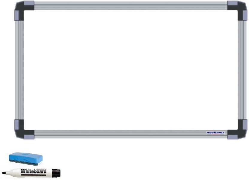 NECHAMS Non Magnetic 2ft x 1ft Whiteboards