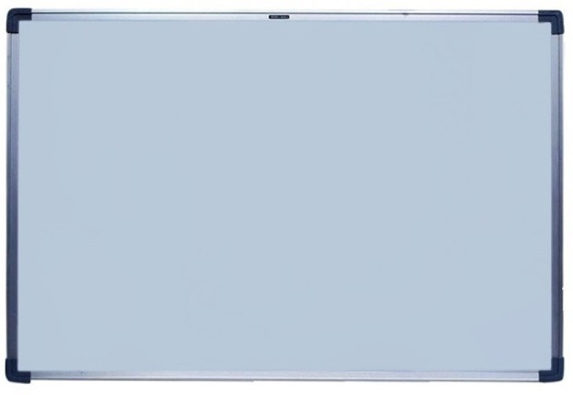 Actionworld 1 Years Guarantee Magnetic Non Magnetic Steel 1.5 x 1 Whiteboards