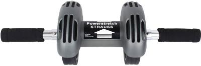 strauss Power Stretch Roller Ab Exerciser