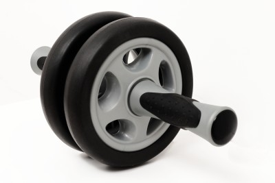 RVX PRO AB ROLLER (WITH SPECIAL DOUBLE WHEELS) Ab Exerciser