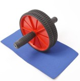 Micra Ab Wheel Ab Exerciser (Multicolor)