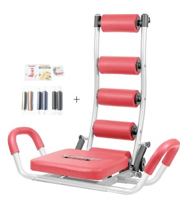 Abrockettwister Abrocket Twister Machine Portable Home Workout Gym With 6 Springs Ab Exerciser