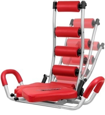 Globalepartner Rocket Twister Abdominal Exercising Home Gym Fitness Ab Exerciser