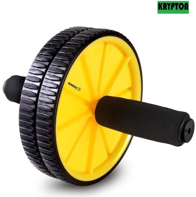 Krypton Workout Roller Ab Exerciser