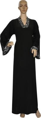 Hijab Studio HSBGBC049 Imported Jersey Animal Print Burqa Yes