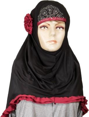 Just Khatoon HIJ002HJKA Semi Cotton Abaya Yes