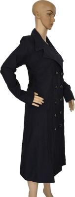 Hijab Studio HSBDBL045 Poly Spun Solid Burqa No