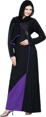 Saree Exotica AB13260 Lycra Printed Abaya No
