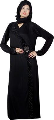 Saree Exotica AB14330 Lycra Printed Abaya No