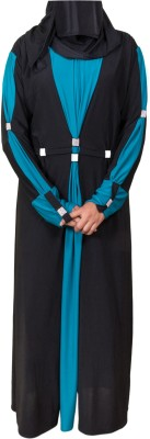 Just Khatoon ABA005ABA Semi Cotton Abaya No