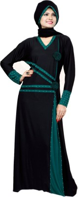 AravFashion AB1123 Crepe Burqa Yes